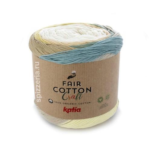 Органический хлопок Fair Cotton Craft Katia
