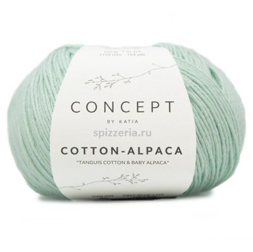 Пряжа Cotton-alpaca Concept by Katia