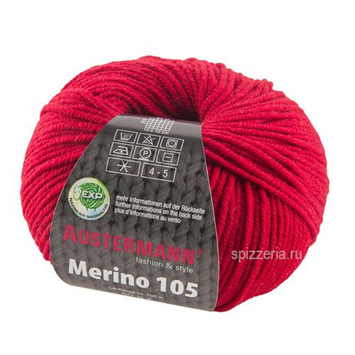 Пряжа мериносовая Merino 105 EXP 50 гр 105 м