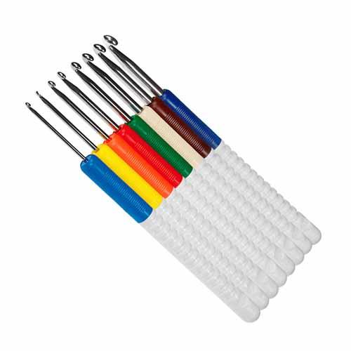 Набор вязальных крючков AddiColors