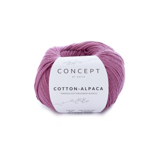 Пряжа Katia Concept Cotton-alpaca