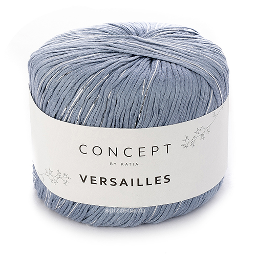 Пряжа ВЕРСАЛЬ Versailles Concept by Katia