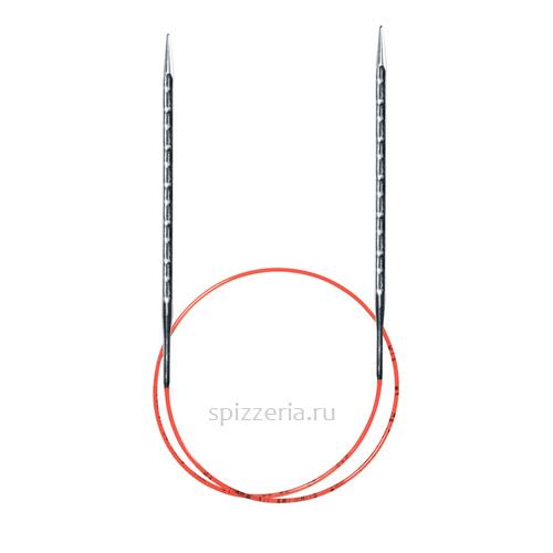 Спицы круговые  c квадратным кончиком addiNovel, №7, 120 см
