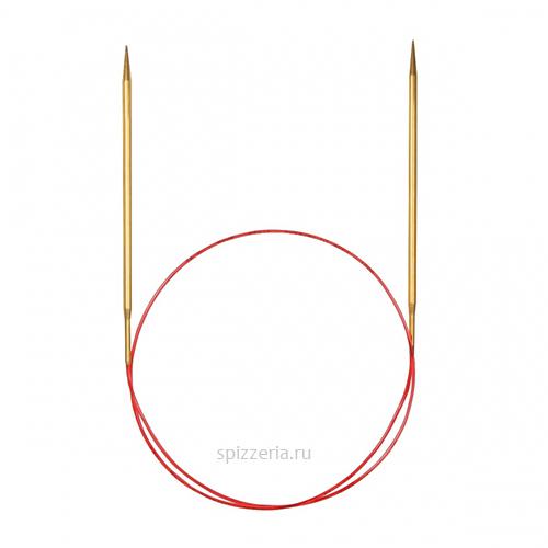 Круговые спицы Адди с острым кончиком AddiLace  №5, 60 см