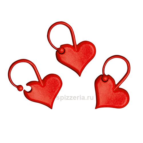 Маркер для петель сердечко addiMarker 100 шт