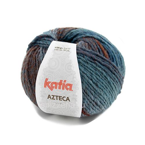 Пряжа Katia Azteca Испания 53% шерсть 47% акрил
