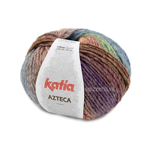 Пряжа Azteca 53% шерсть 47% акрил