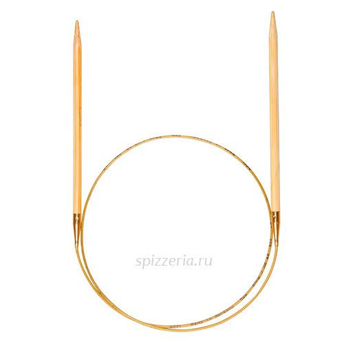 Спицы бамбуковые круговые Адди, номер 3.25, 100 см