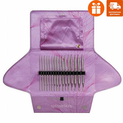AddiClick Lace Long Tips Набор спиц со сменными лесками