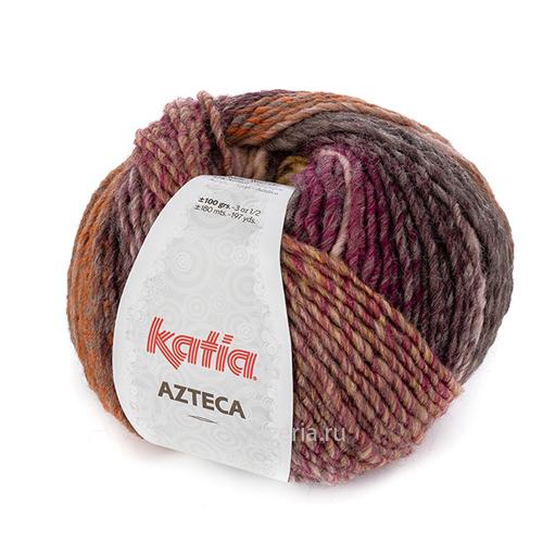 Секционная пряжа для вязания Azteca