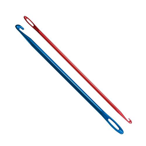 Набор крючков Адди в технике Нукинг Addi Knooking-set