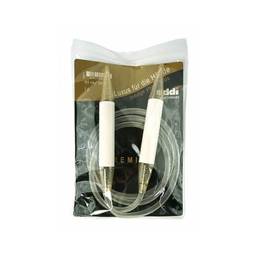 Спицы круговые пластиковые Адди, №20, 150 см